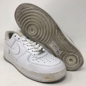 Nike Air Force1 07' Low Shoes 315122-111 Classic